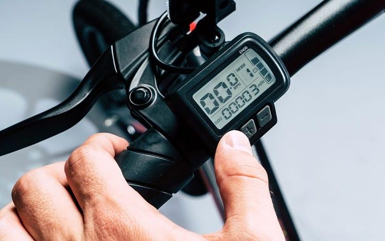E Bike Monitor