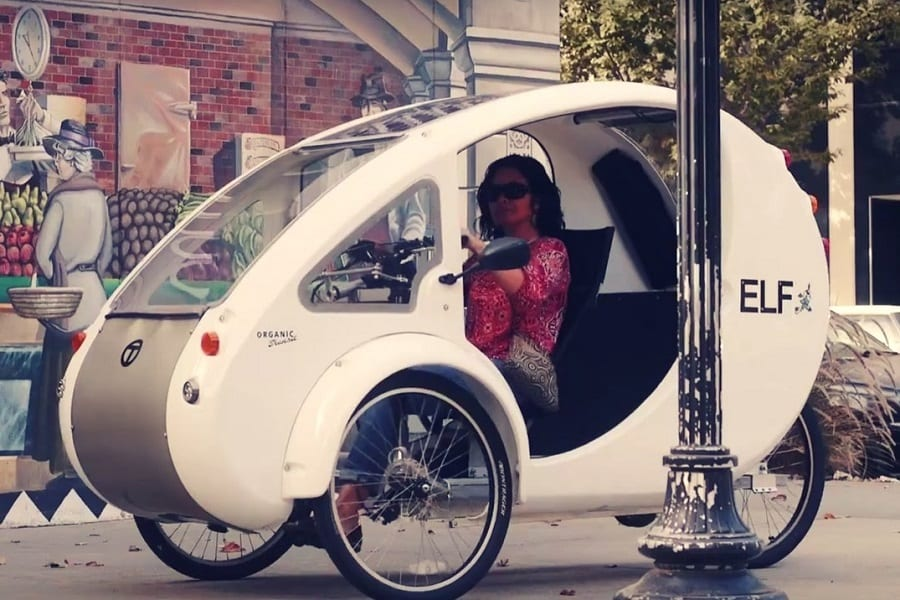 9 Unusual Electric Vehicles Found Around The Globe