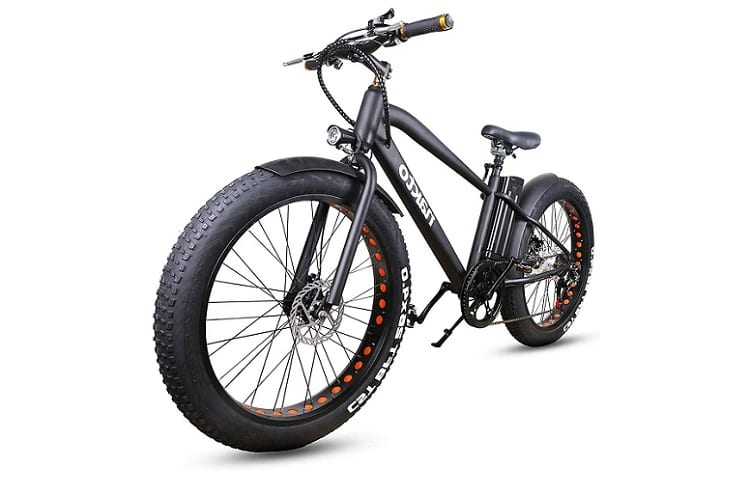 """NAKTO 26"""" City Fat Tire Adult Electric Bicycle Review"""
