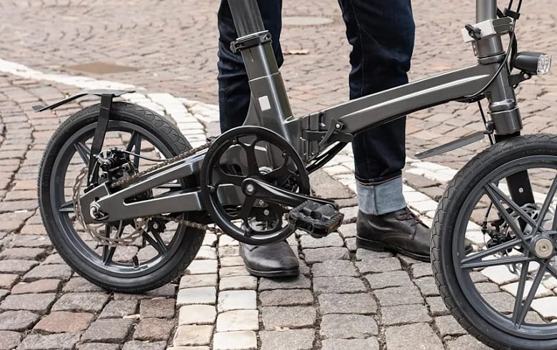 about folding ebikes