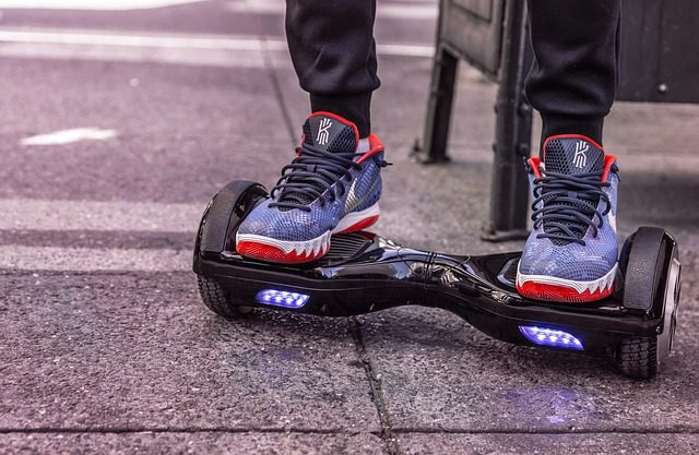 Can You Ride a Hoverboard in A Mall