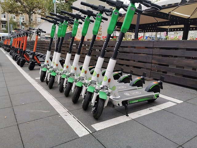 Can I Take My Electric Scooter on a Plane? 1