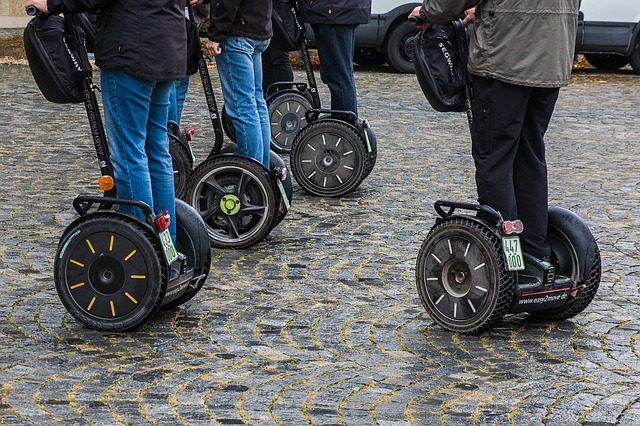 How Fast Hoverboard Segway Go