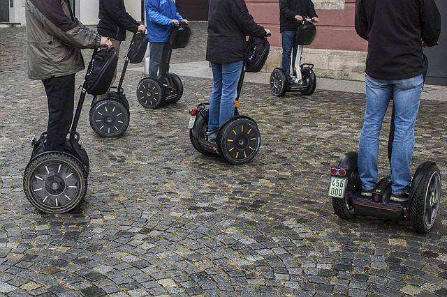 What Is a Segway Tour